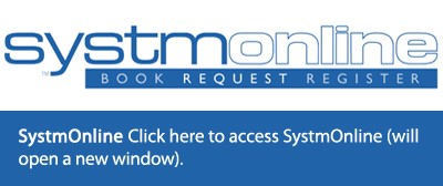 SystmOnline Click to access SystmOnline